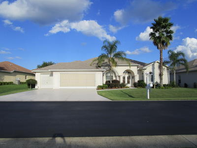 Ocala Palms Single Family Home For Sale: 2565 NW 59th Terrace