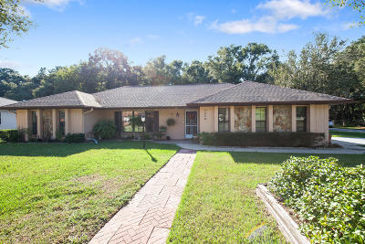 Ocala Single Family Home For Sale: 7584 SW 106th Street