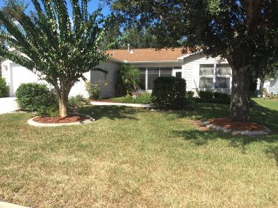 The Villages Single Family Home For Sale: 2441 Due West Drive