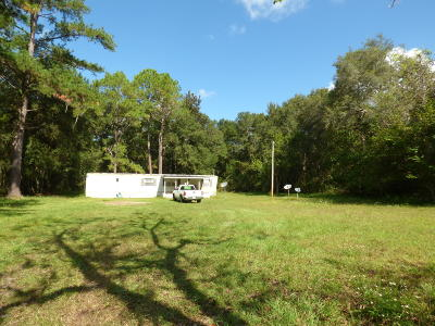 Mobile/Manufactured For Sale: 11709 SW 154th Street