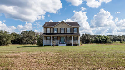 Levy County Single Family Home For Sale: 19631 SE 127th Terrace