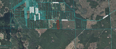 Citra Residential Lots & Land For Sale: NE 132 Place