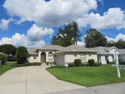 Ocala FL Single Family Home For Sale: $138,000