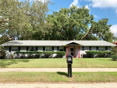 Ocala Single Family Home For Sale: 3409 SE 13th Street