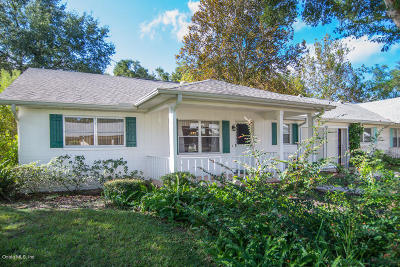 Ocala Single Family Home For Sale: 8874 A SW 95th Street