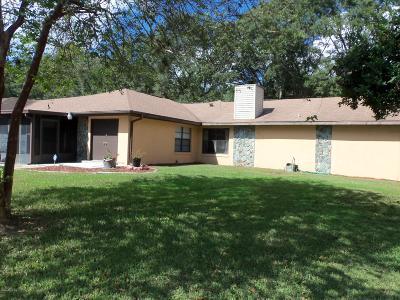 Rainbow Lake Es Single Family Home For Sale: 21075 SW Plantation Street