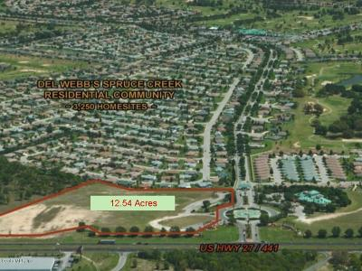 Summereffield, Summerfield, Summerfield Fl, Summerfiled Residential Lots & Land For Sale: 14000 Del Webb Blvd Boulevard