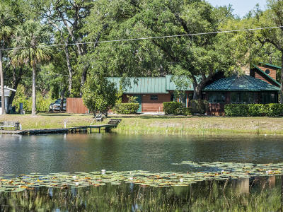 Salt Springs Single Family Home For Sale: 23711 NE 152nd Lane Road