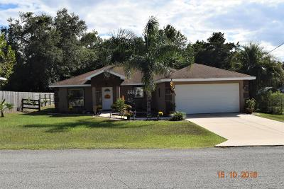 Summerfield Single Family Home For Sale: 4290 SE 136th Place