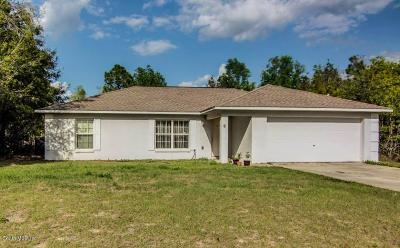 Ocala Single Family Home For Sale: 9 Willow Road