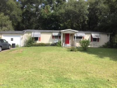 Mobile/Manufactured For Sale: 6821 SW 84th Street