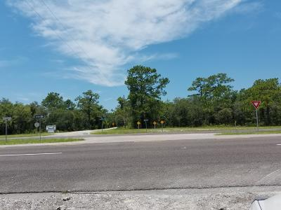 Citrus County Residential Lots & Land For Sale: 11425 S Us 19/S Suncoast Highway