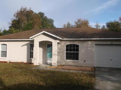Summerfield Rental For Rent: 3707 SE 142 Street