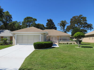 Ocala FL Single Family Home For Sale: $142,900