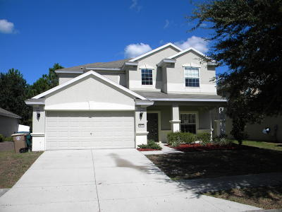 Ocala Single Family Home For Sale: 4677 SW 40th Place