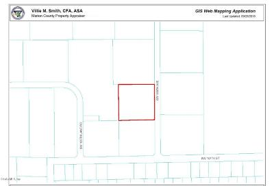Dunnellon Residential Lots & Land For Sale: SW 188th Avenue