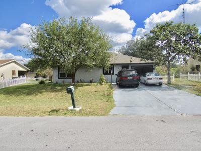 Ocala Single Family Home For Sale: 23 Hickory Track Way