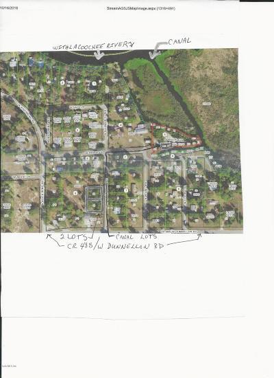 Dunnellon Residential Lots & Land For Sale: 11934 N Ellsworth Terrace