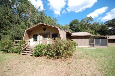 Ocklawaha Single Family Home For Sale: 5811 SE 169th Court