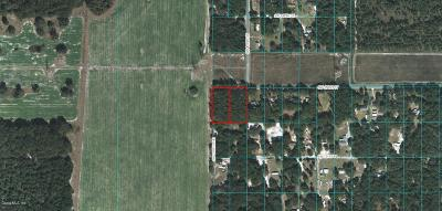 Dunnellon Residential Lots & Land For Sale: SW 150th Street