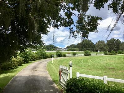 Reddick Farm For Sale: 15501 W Highway 329