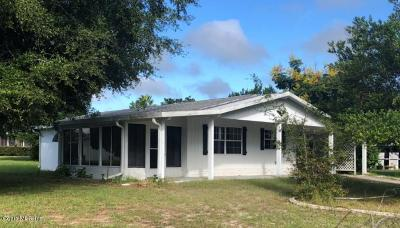 Ocala Single Family Home For Sale: 10080 SW 97th Avenue
