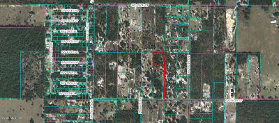 Residential Lots & Land For Sale: SW 110th Street