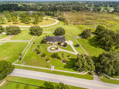 Ocala Farm For Sale: 5101 NW 110th Ave