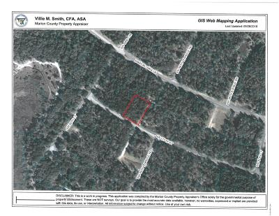 Ocala Residential Lots & Land For Sale: SW 177th Place