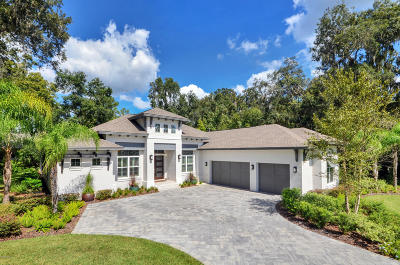 Ocala FL Single Family Home For Sale: $775,000