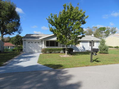Ocala FL Single Family Home For Sale: $96,000