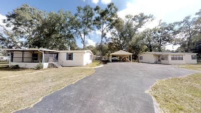 Ocala Mobile/Manufactured For Sale: 951 SW 80th Avenue