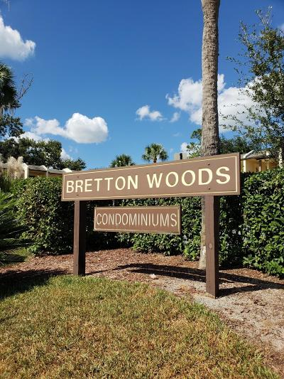 Ocala Condo/Townhouse For Sale: 2437 NE 6th Street #6