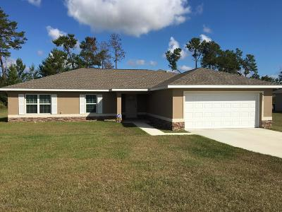 Ocala Single Family Home For Sale: 10390 SW 42nd Avenue