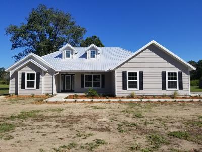 Williston Single Family Home Pending: 17671 NE 27 Street