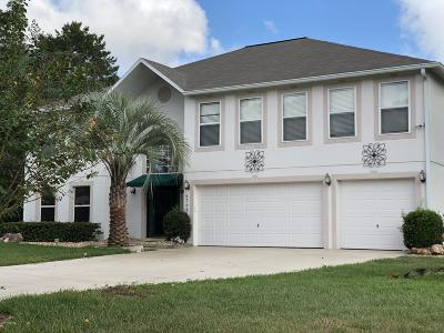 Ocala Single Family Home For Sale: 5703 SW 115 St Road