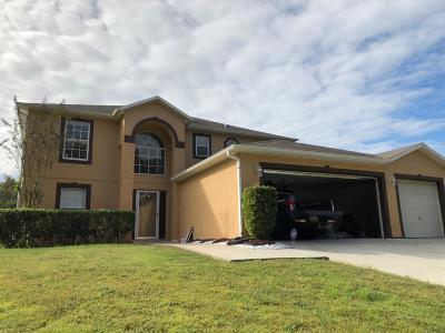 Ocala Single Family Home For Sale: 4302 SW 132nd Street