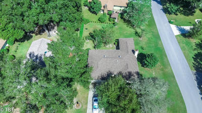 Dunnellon Single Family Home For Sale: 19763 SW 85th Lane