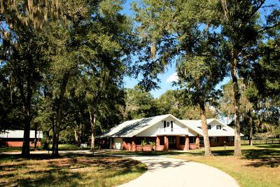 Ocala Single Family Home For Sale: 9526 SW 72nd Court