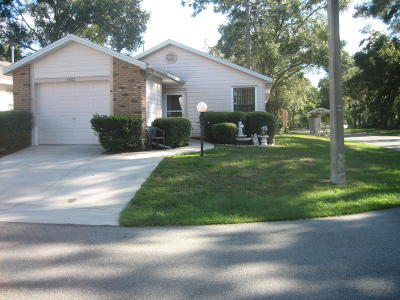 Ocala Condo/Townhouse For Sale: 3902 NE 22nd Street