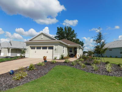 Ocala Single Family Home For Sale: 7954 SW 87th Loop
