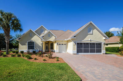 Marion County Single Family Home For Sale: 8290 SW 82nd Circle