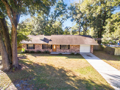 Ocala Single Family Home For Sale: 3320 NE 44th Place