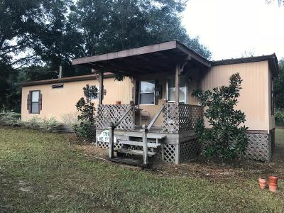 Citra Mobile/Manufactured For Sale: 17848 NE 19th Court
