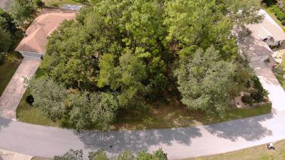 Dunnellon Residential Lots & Land For Sale: SW 188th Court