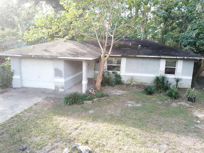 Marion County Single Family Home For Sale: 1812 NW 42nd Place
