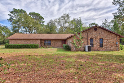 Marion County Single Family Home For Sale: 5592 SW 31st Street