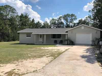 Belleview Single Family Home For Sale: 9332 SE 107th Pl.