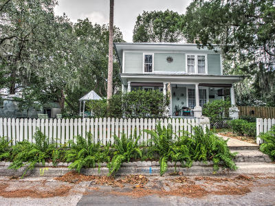 Ocala Single Family Home For Sale: 819 SE 2nd Street