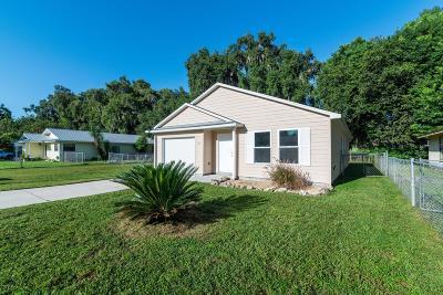 Wildwood FL Single Family Home For Sale: $164,900